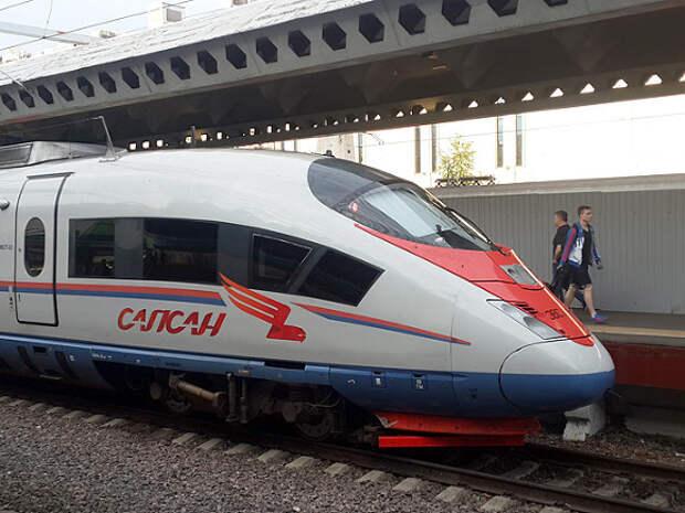«Высокоскоростным поездам— отдельные магистрали»: россияне считают, что «Сапсанам» не место в населенных пунктах