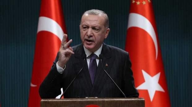 Ереван возмутила поездка Эрдогана в Нагорный Карабах