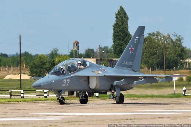 Экзамены на Як-130