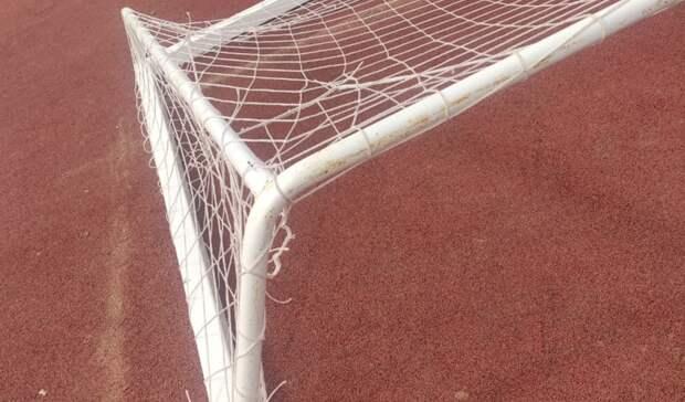 ВТатарстане футбольные ворота упали надевочку из-за неправильного крепления