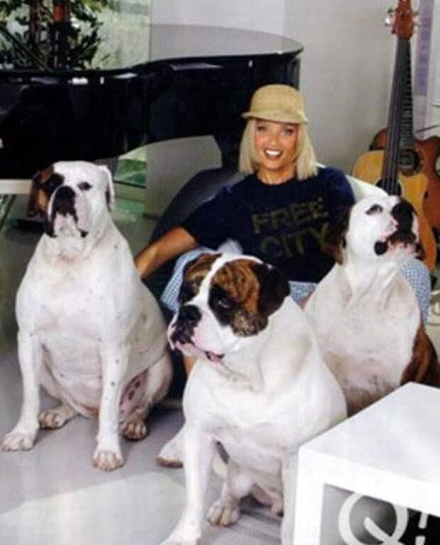 Лайма Вайкуле поняла проблемы животных после близкого знакомства с собакой