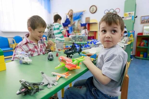 В Краснодаре начался прием заявлений в дежурные группы детсадов