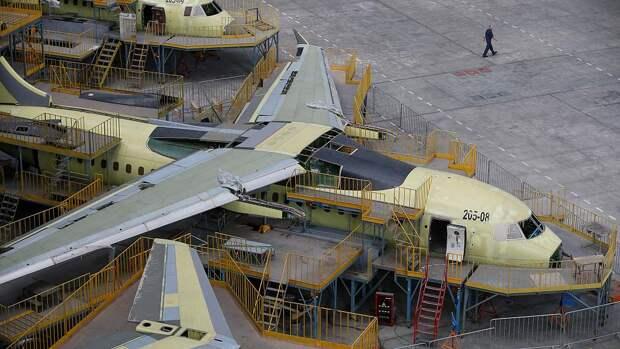 Украина надеется на СП «Антонова» и Boeing