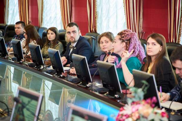 Совет молодых специалистов Департамента ГОЧСиПБ подвел итоги работы за 2019 год
