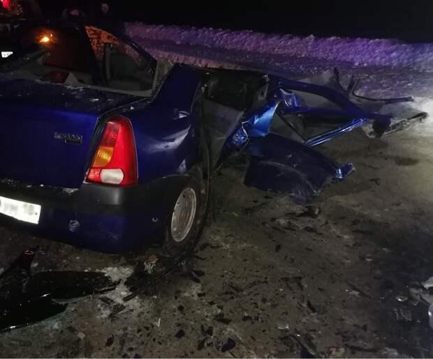 Водитель, спровоцировавший ДТП в Глазовском районе, был пьян