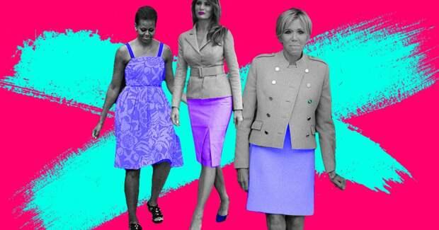 Что нельзя делать женам президентов? 7 неожиданных вещей