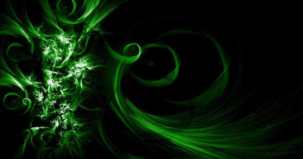 Необычное значение зелёной ауры