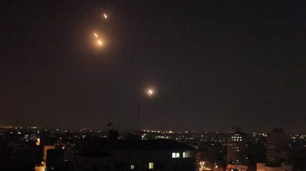 Тель-Авив накрыли десятки ракет – видео