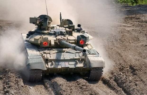 Почему Польша вдруг заметила, что русские танки лучшие?