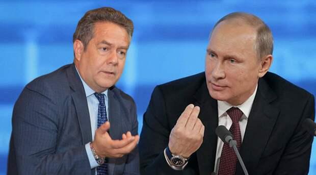 Все действия Путина приближают его уход – заявил Николай Платошкин (и он отчасти прав)