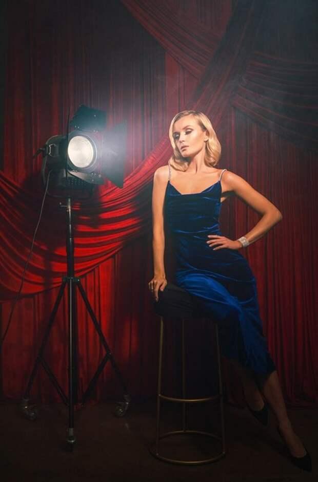 Элегантная сексуальность: Полина Гагарина создала коллекцию для Selfmade