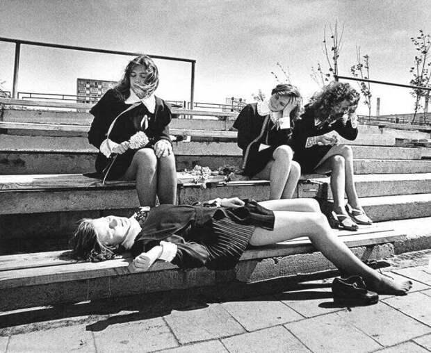Советские красотки 70-х