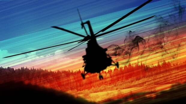 Крушение вертолета под Архангельском: спасатель назвал возможные причины трагедии