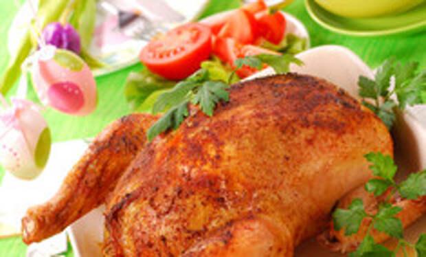 Пасхальная курица: рецепты праздничного блюда