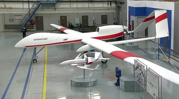 Россия начнет выпускать БПЛА в промышленных масштабах