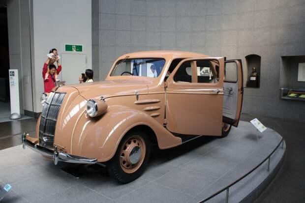 Единственный в мире Toyoda AA, найденный в Сибири авто, факты