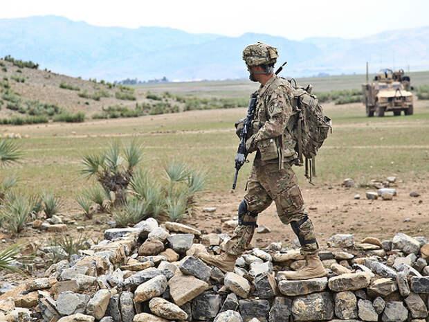 США при выводе войск из Афганистана уничтожают часть военного оборудования