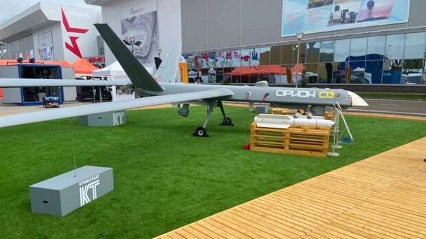ВС России получат на вооружение передовые ударные дроны