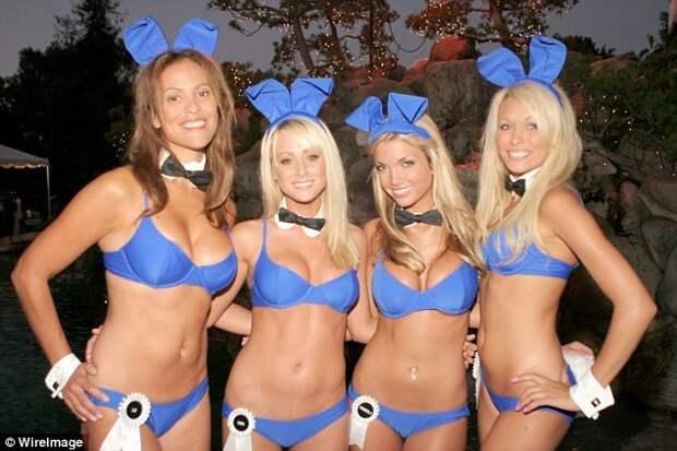Почему модели Playboy одна за другой удаляют грудные импланты? playboy, грудь, импланты, модели, удаление