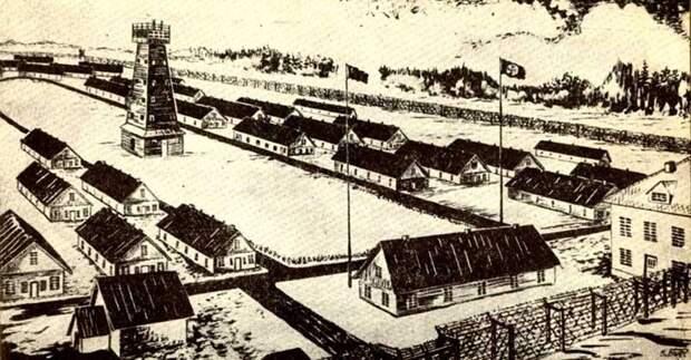 В Саласпилсском концлагере у детей было выкачано 3,5 тыс. литров крови