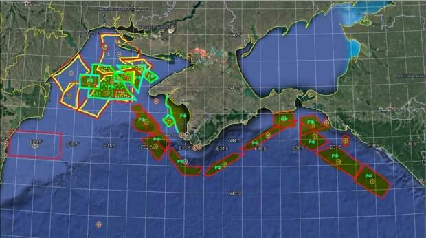 «Это 100% Casus belli»: Россия закрыла акваторию вдоль всего Крыма от кораблей НАТО