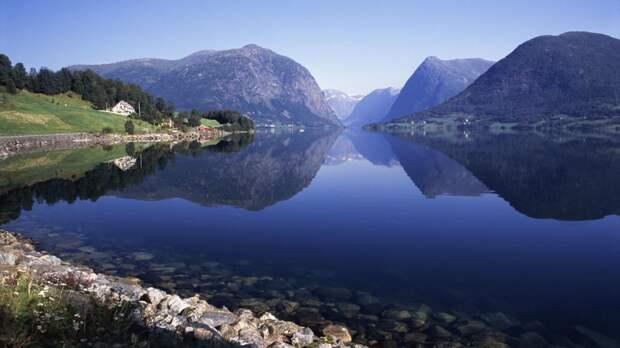 NewPix.ru - Норвегия – наследие средневековья