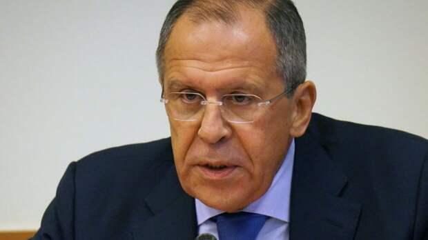 Очные переговоры Лаврова и Блинкена состоятся на следующей неделе