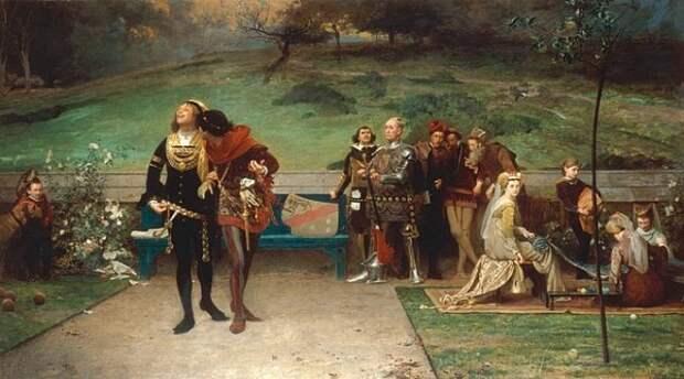 6 королей, которым любовь стоила короны