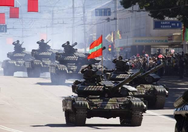 Приднестровье в фокусе: Санду сдаст Молдавию США и возьмётся за Приднестровье