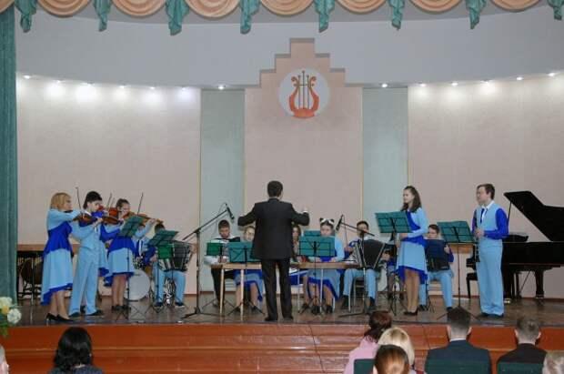 Гран-при ´Музыкальной палитры´ завоевали представители могилевских детских школ искусств №3 и №5.