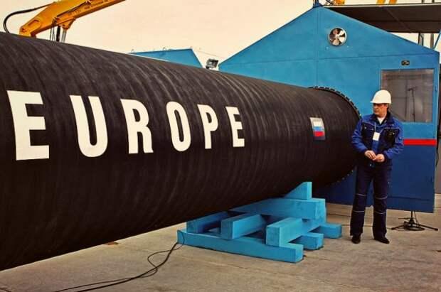 Политолог Рар напомнил, почему Россия и Европа решили пустить газ в обход Украины