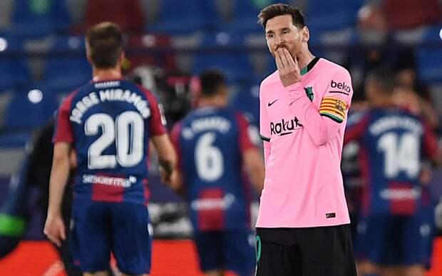СМИ узнали дизайн необычной формы «Барселоны» на матчи Лиги чемпионов в следующем сезоне