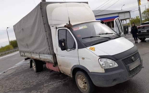 У рязанца арестовали «ГАЗель» за долг в 400 тысяч рублей