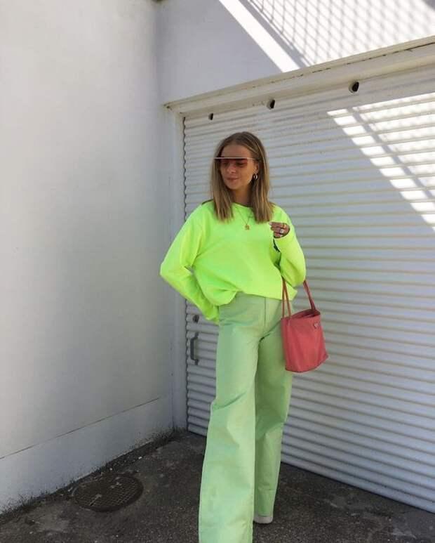 Интересные сочетания цветов в одежде, которые всегда выглядят дорого