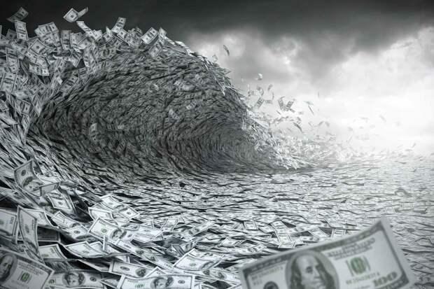 Годовая инфляция в США в апреле ускорилась до 4,2% - максимума с 2008 года