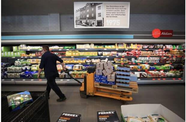 Рост цен обрушил планы Европы на стабильность