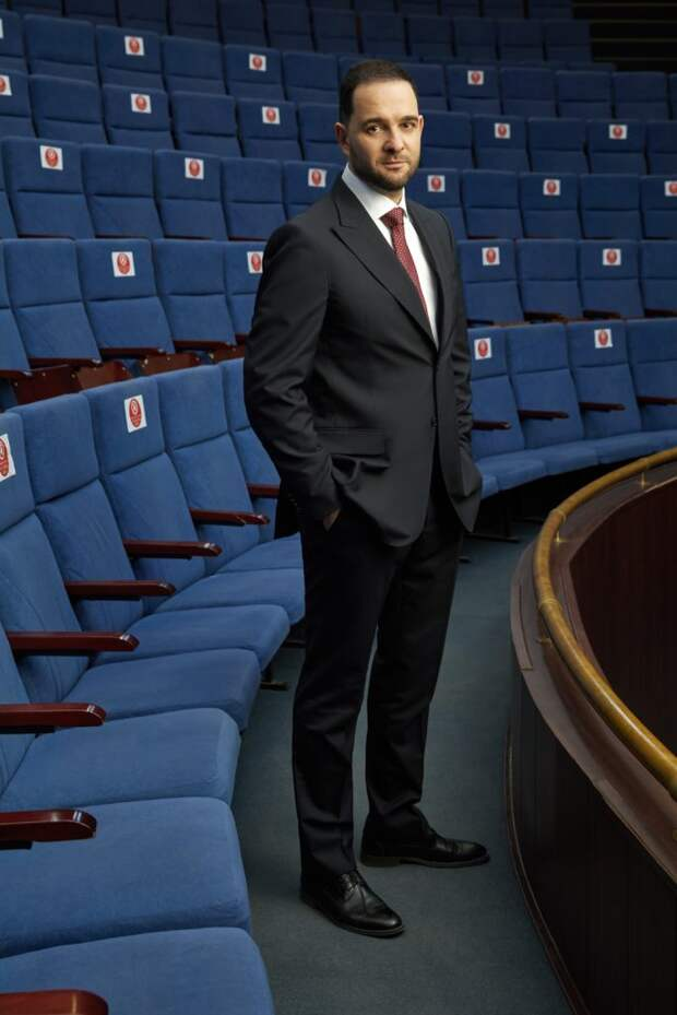 Ректор РХТУ Мажуга: Экспорт образования принесет России миллиарды долларов. Автор фото: Данил Головкин