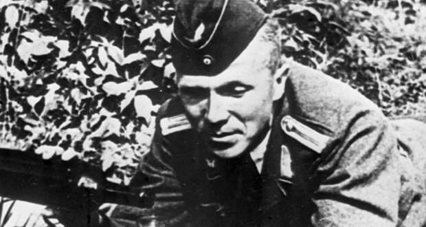 Как «Пауль Зиберт» 4 выстрелами 40 немцев и бандеровцев ликвидировал