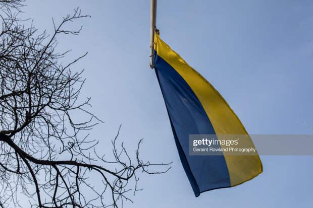 О полной капитуляции Украины