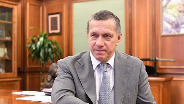 Трутнев проголосовал по поправкам в Конституцию
