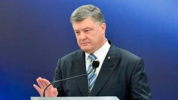 Порошенко поставил на Крыме в составе Украины жирный Крест