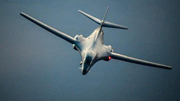 Forbes: бомбардировщики ВВС США B-1B Lancer нацелили на уничтожение российских кораблей