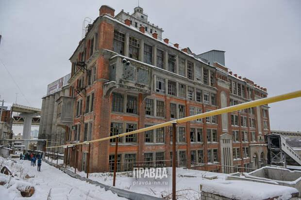 Бывший мукомольный завод в Нижнем Новгороде выкупила группа ПИК
