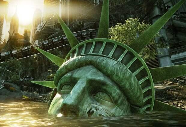 Александр Роджерс: Без Америки — контуры нового мира
