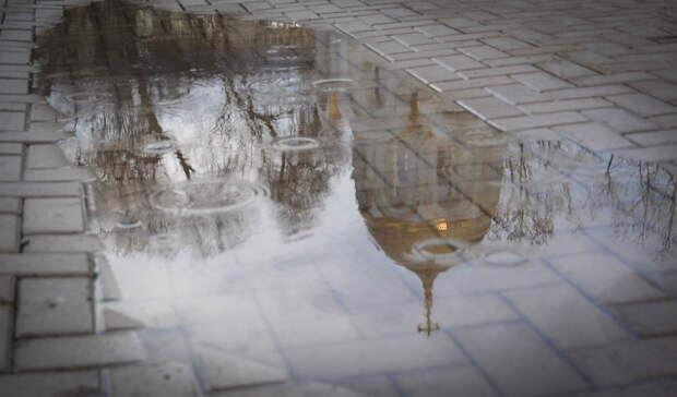Дожди сгрозами итуман: как начнётся рабочая неделя вБелгородской области