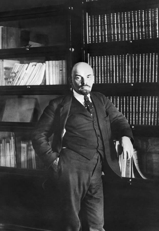 Дедушка Ленин понимал жизнь как надо.