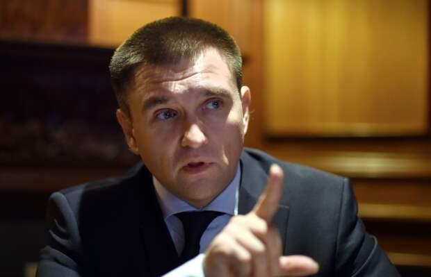 Климкин рассказал, как должна поступить Украина по отношению к Белоруссии