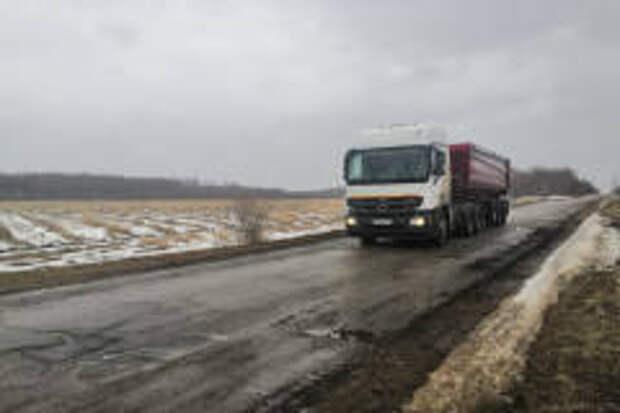 В Бурятии на границе с Монголией приступили к дорожным работам