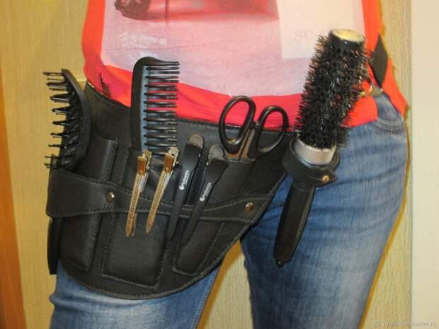 Профнабор парикмахера: инструменты для начинающих мастеров