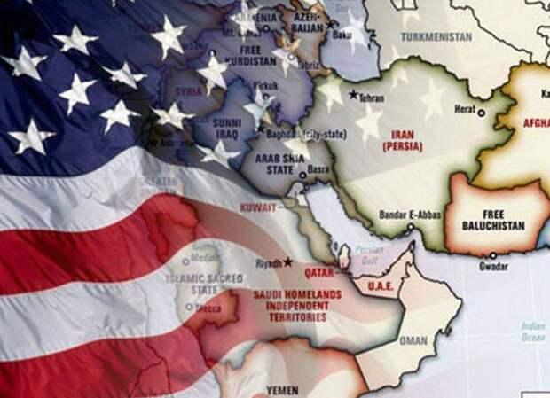 Ближневосточные страны выдавливают США из региона